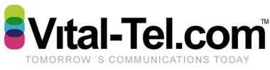 Vital-tel.com Logo
